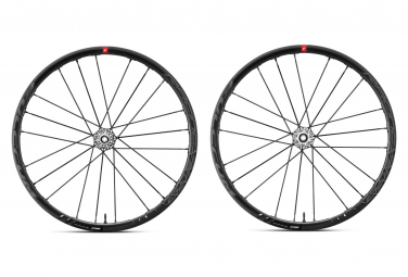 Par de Ruedas Fulcrum Racing Zero Disc | 12x100 - 12x142 mm | Centerlock