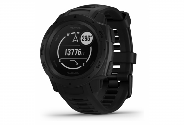 Garmin Instinct - Tactical Edition GPS Watch Black