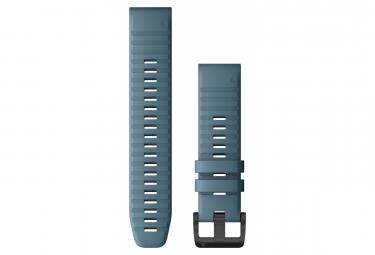 Garmin QuickFit 22 mm Silicone Wristband Lakeside Blue
