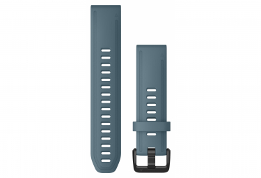 Garmin QuickFit 20 mm Silicone Wristband Lakeside Blue