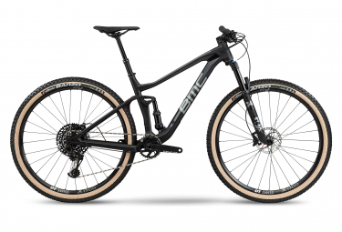 MTB Doble Suspensión BMC Agonist 02 One 29'' Noir 2020