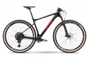 MTB Semi Rígida BMC Teamelite 02 One 29'' Gris / Rouge 2020