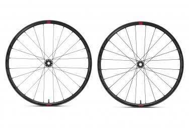 Fulcrum Rapid Red 5 Disc Wheelset | 12x100 - 12x142 mm | centerlock