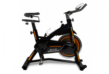 Vélo de biking EVO S2000 YS2000. Frein à friction. Roue équivalente à 16Kg. Transmission par courroie Poly-V