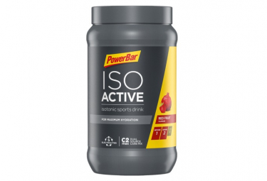 Powerbar Isoactive Beber Superfruit Sacador 600g