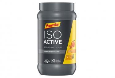 POWERBAR Sports Drink ISOACTIVE Orange 600g