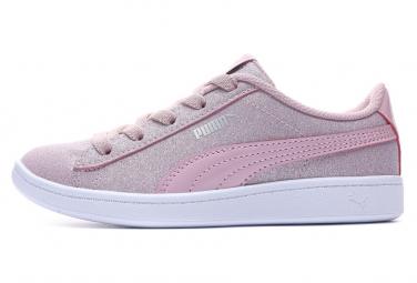 Vikky Glitz Baskets Rose Fille Puma