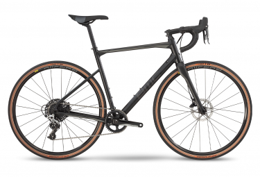 Bicicleta Gravel BMC Roadmachine X Sram Rival 1 11V 700 mm Negro 2020
