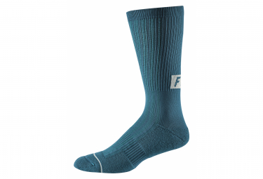 Calcetines Fox 8 TRAIL - Bleu