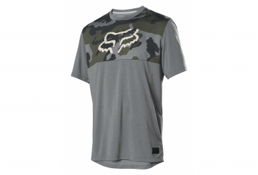 Fox Short Sleeve Jersey Ranger DR Green / Camo