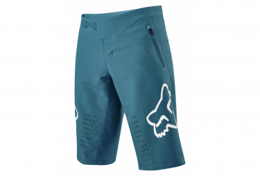 Fox Defend Blue Skinless Shorts