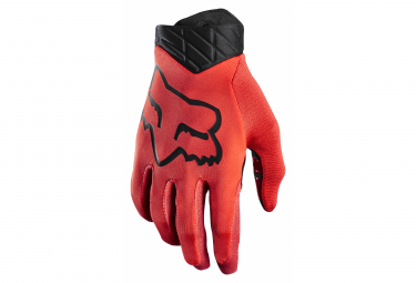 Lange Handschuhe Fox Flexair Orange