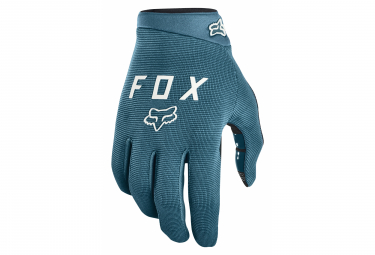 Long Gloves Fox Ranger Blue