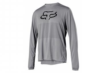 Fox Ranger Long Sleeve Jersey Gray