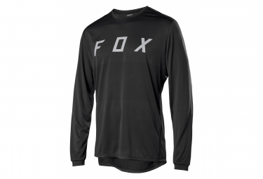 Fox Ranger Long Sleeve Jersey Black