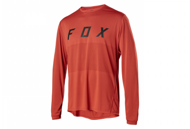 Fox Ranger Long Sleeve Jersey Orange
