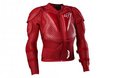 Veste de Protection Fox Titan Sport Rouge