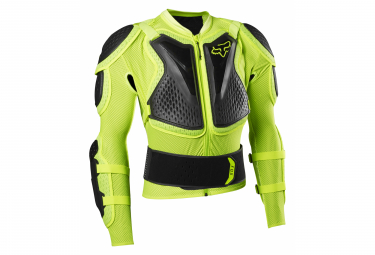 Fox Titan Sport Yellow Protective Jacket