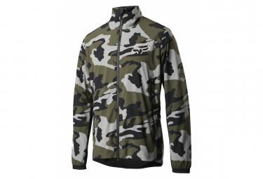 free shipping 53740 145d1 Fox Flexair Pro Fire Alpha Green / Camo Jacket