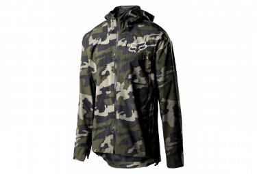 Fox Flexair Pro 3L Green / Camo Water Jacket