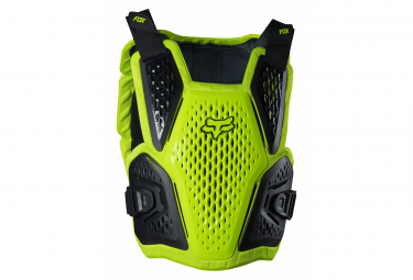 Protective Fox Raceframe Protective Vest CE Yellow