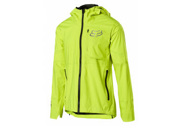 Fox Flexair Pro Jacket 3L Lunar Day Yellow