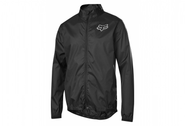 Fox Defend Wind Black Jacket