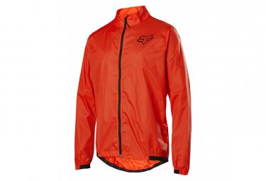 Fox Wind Wind Orange Jacke