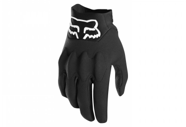 Fox Defend Fire Long Gloves Black