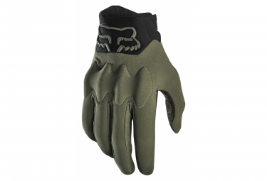 Fox Defend Fire Long Gloves Olive Green