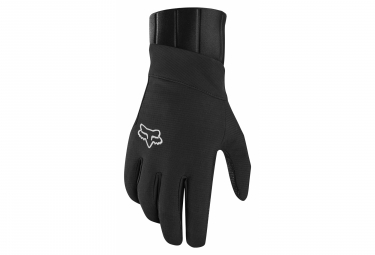 Guantes Largos Fox Defender Pro Fire Negros M