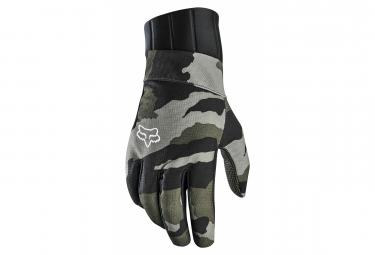 Lange Handschuhe Fox Pro Fire Green / Camo