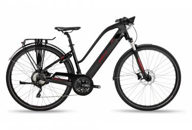 Bicicleta Ciudad Eléctrica BH Evo Jet LS Pro-L 700 Noir / Rouge
