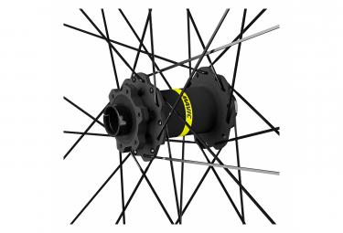 Paire de Roues Mavic 2020 Deemax DH 27.5''   Boost 15/20x110 - 12x148mm   Noir