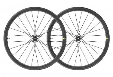 Wheelset 2020 Mavic Ksyrium UST Disc Centerlock | 12 / 15x100 - 12x142mm | Yksion Pro