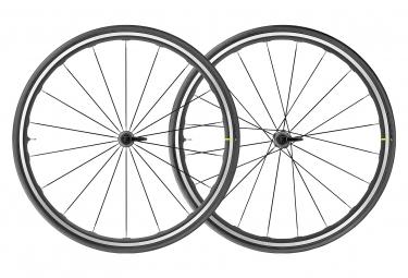 2020 Mavic Cosmic Elite UST Wheelset | 9x100 - 9x130mm | Black