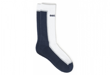 Oakley Half Color Socks White