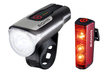 Sigma Aura 80 USB / Blaze Lights Set Black
