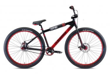 Fahrrad SE Bikes DUB EDITION MONSTER RIPPER 29+ 2020 Black
