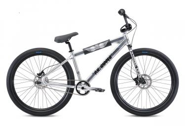 Fahrrad SE Bikes PERRY KRAMER PK RIPPER 27.5+ 2020 High Polish Silver