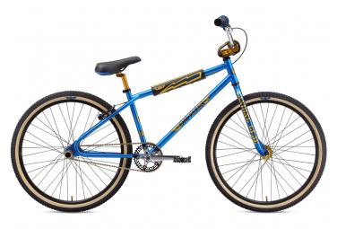 SE Bikes OM Flyer 26 '' Complete BMX Electric Blue 2020
