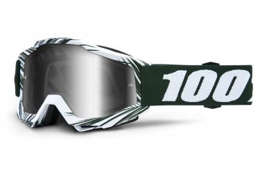 100% Accuri Bali Green / Silver Screen Mask