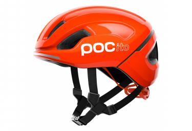 Casco Poc Pocito Omne Spin Orange / Fluo