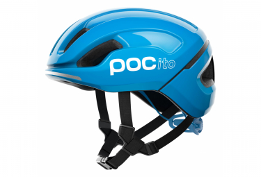 Casco Poc Pocito Omne Spin Kid Azul Fluorescente Xs  48 52 Cm