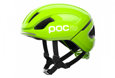 Poc Pocito Omne Spin Kid Helmet Fluorescent Yellow/Green