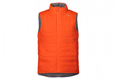 Poc Pocito Liner Kid Sleeveless Winter Jacket Fluorescent Orange