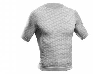GripGrab Expert Seamless Lightweight Short Sleeve Base Layer Grey