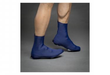 Couvre-Chaussures GripGrab RaceAero II Lightweight Lycra Bleu
