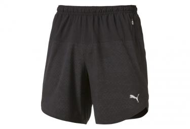Short noir homme Puma Pace 7