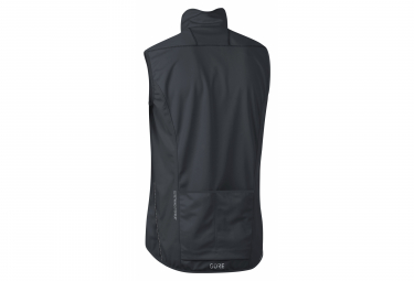 GORE Wear C3 Windstopper Wear Vest black
